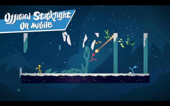 Stick Fight: The Game captura de pantalla 6
