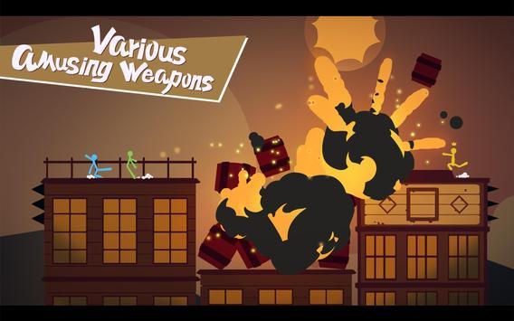 Stick Fight: The Game captura de pantalla 8