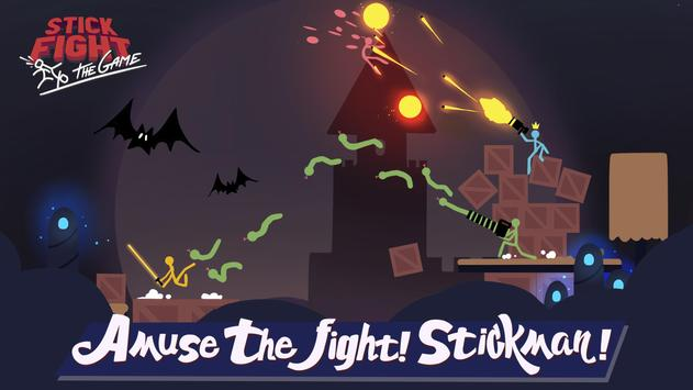 Stick Fight: The Game Poster