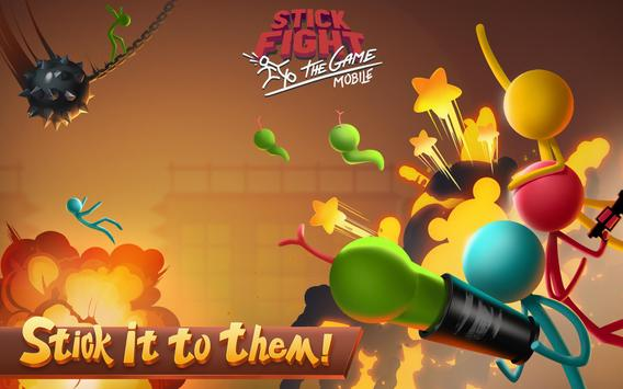 Stick Fight: The Game 海报