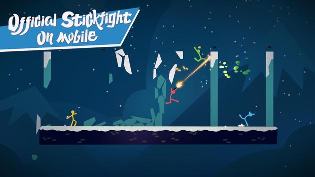 Stick Fight: The Game captura de pantalla 1