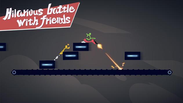 Stick Fight: The Game captura de pantalla 2