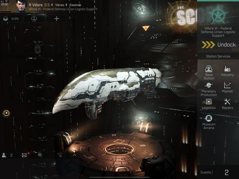 EVE Echoes Ekran Görüntüsü 13