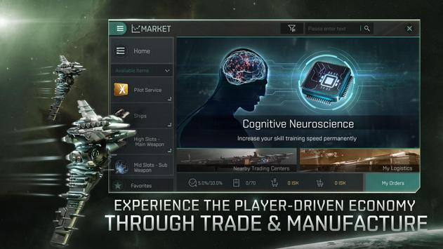 EVE Echoes Ekran Görüntüsü 3