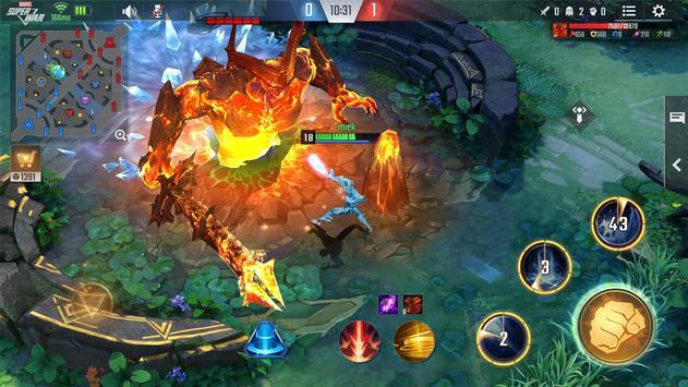 MARVEL Super War screenshot 7