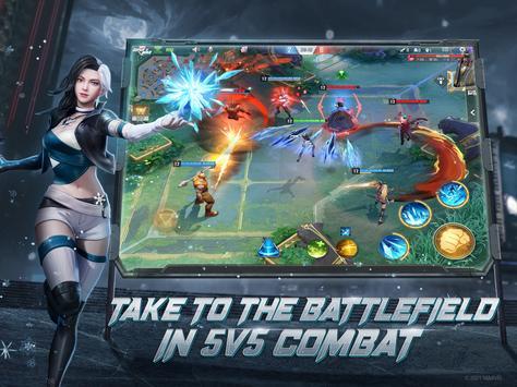 MARVEL Super War imagem de tela 17