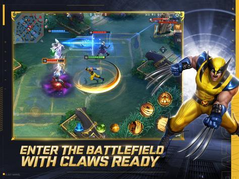 MARVEL Super War screenshot 17