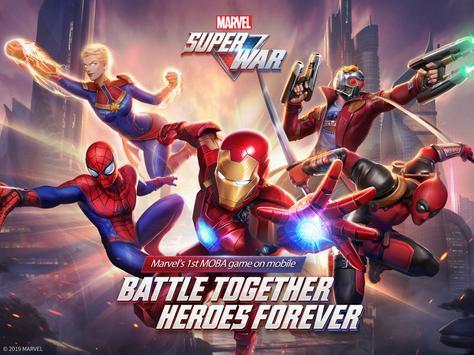 MARVEL Super War screenshot 16