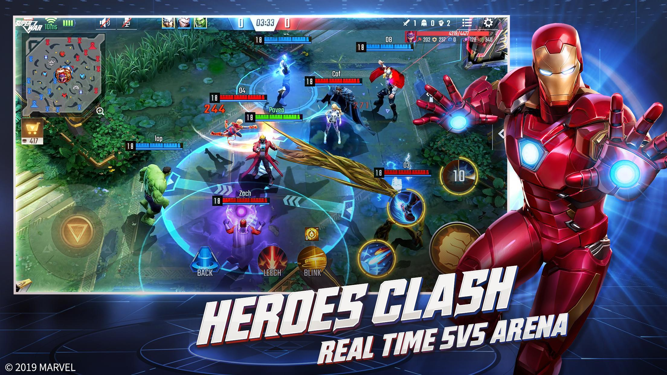 avengers games free download for android