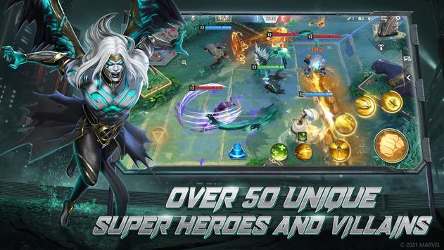 MARVEL Super War imagem de tela 3