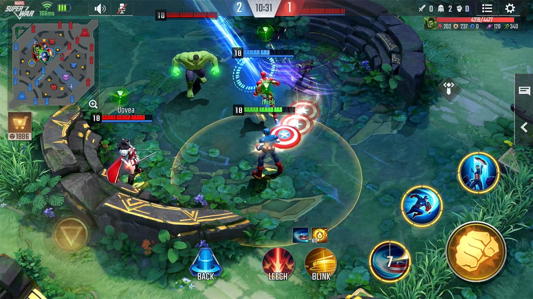 MARVEL Super War for Android - APK Download
