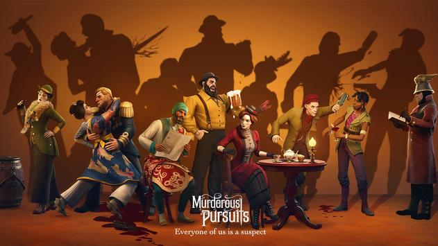 Murderous Pursuits الملصق