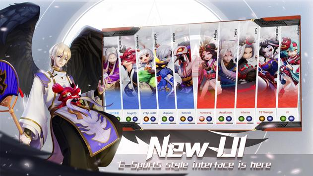 Onmyoji Arena ảnh chụp màn hình 1
