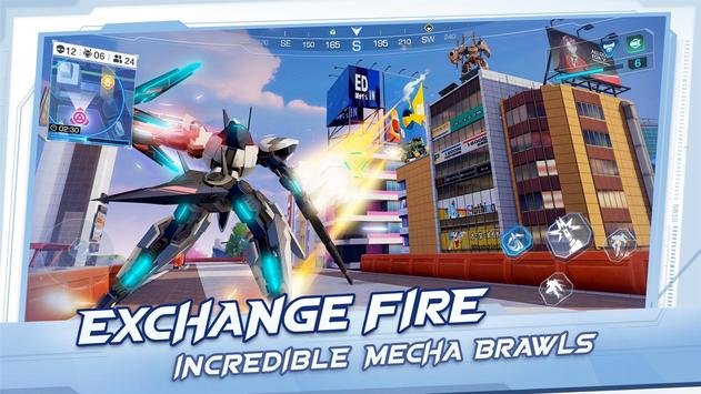 Super Mecha Champions screenshot 1