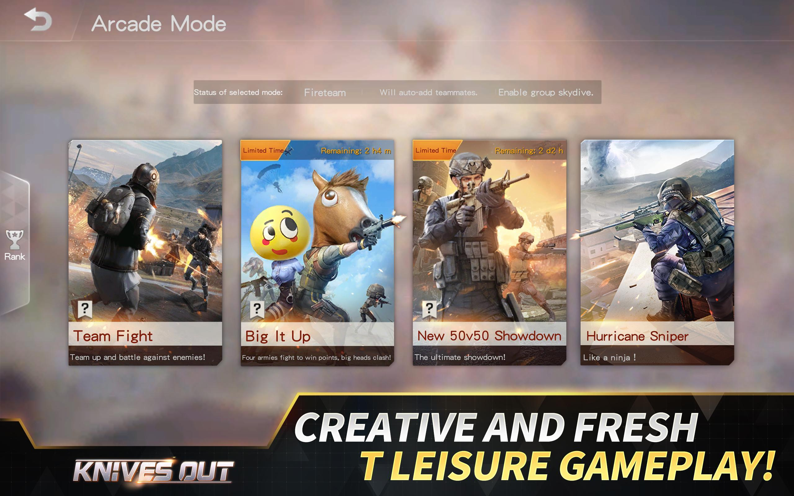 Knvies Out-No rules,just fight! for Android - APK Download