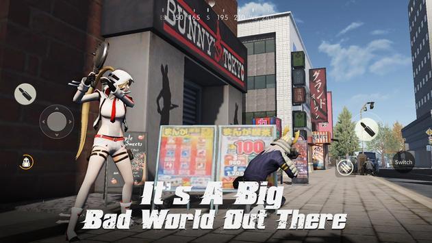 荒野行動-東京決戦 スクリーンショット 2