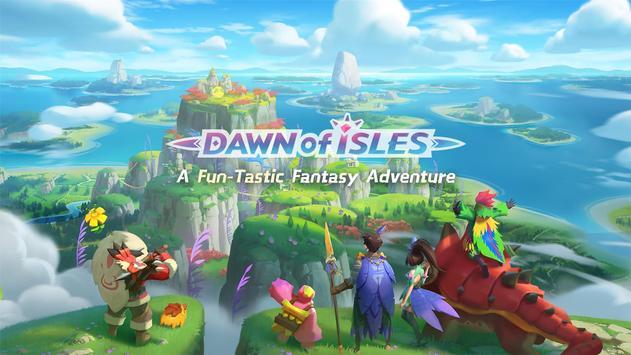Dawn of Isles imagem de tela 1