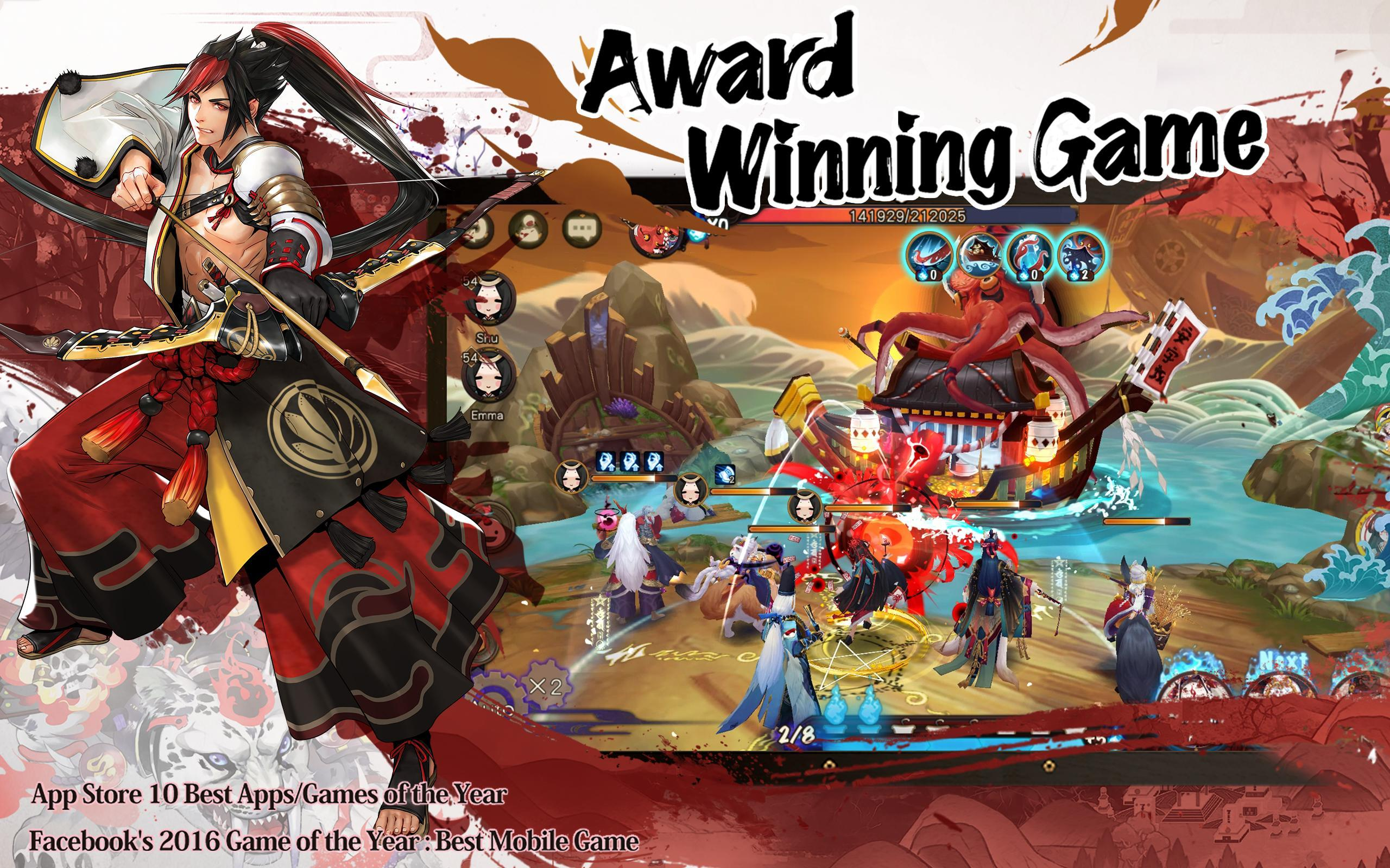 Onmyoji for Android - APK Download