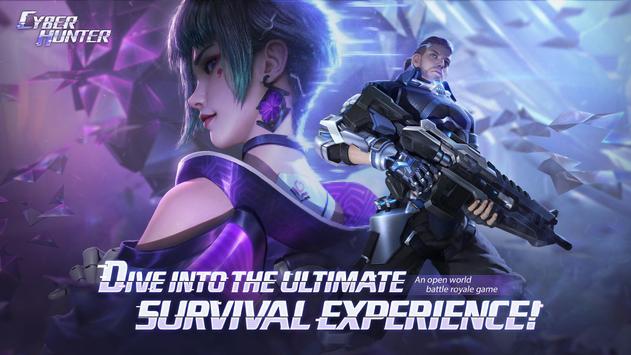 Cyber Hunter poster