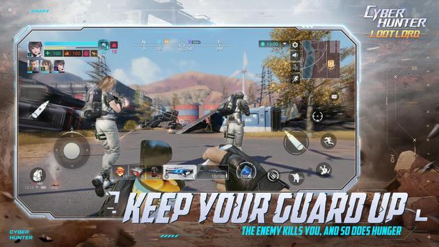 Cyber Hunter captura de pantalla 13