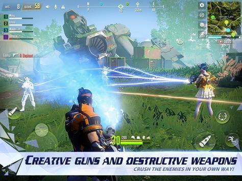 15 Schermata Cyber Hunter