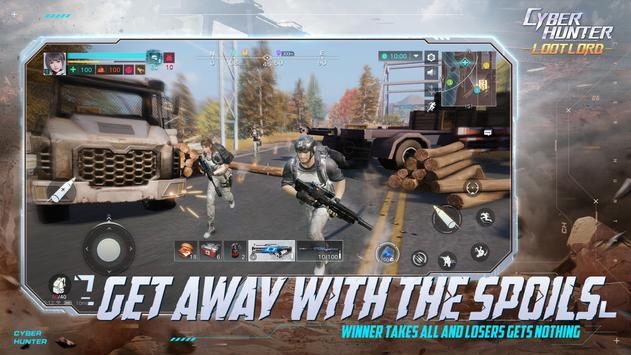 Cyber Hunter captura de pantalla 17