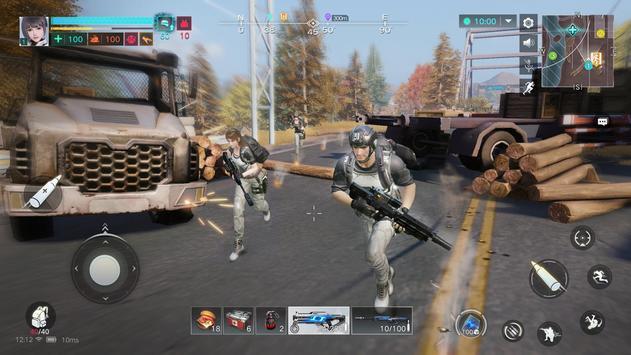 Cyber Hunter captura de pantalla 7