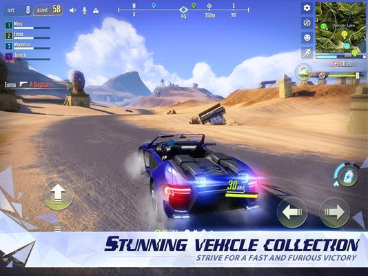 Cyber Hunter Screenshots