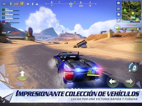 Cyber Hunter captura de pantalla 11