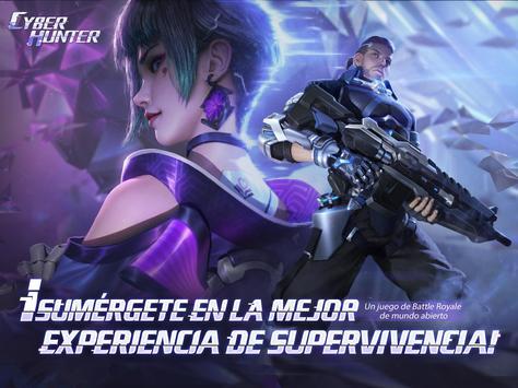Cyber Hunter captura de pantalla 1
