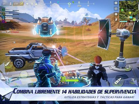 Cyber Hunter captura de pantalla 8