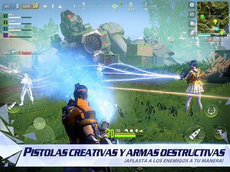 Cyber Hunter captura de pantalla 9