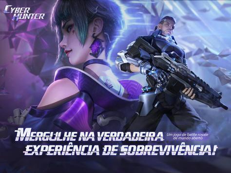 Cyber Hunter Cartaz
