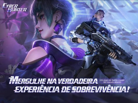 Cyber Hunter Cartaz
