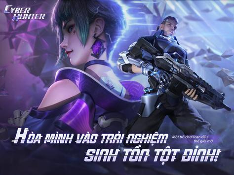 Cyber Hunter ảnh chụp màn hình 6
