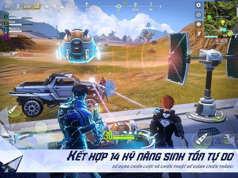 Cyber Hunter ảnh chụp màn hình 8