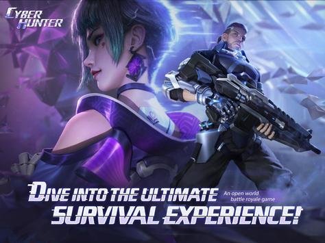Cyber Hunter Lite plakat