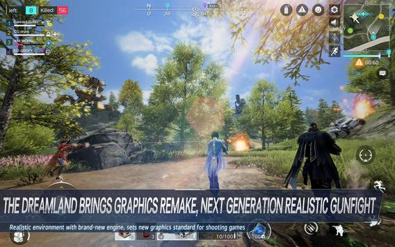 Cyber Hunter Lite imagem de tela 1
