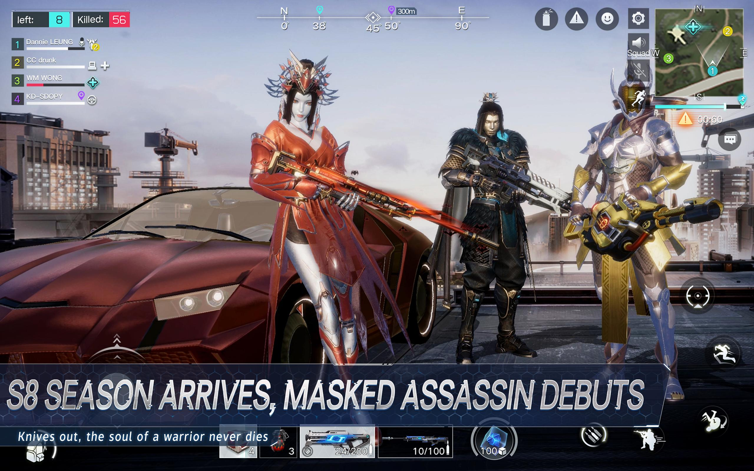 Cyber Hunter Lite APK 0.100.319 Download for Android ...