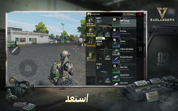 Badlanders تصوير الشاشة 19