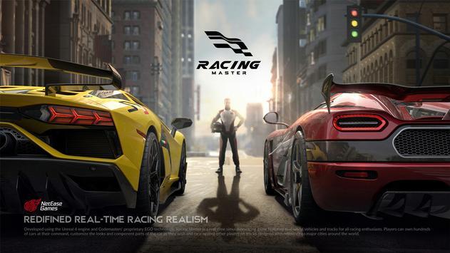 Racing Master poster