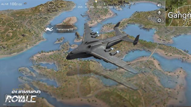 Survivor Royale captura de pantalla 1