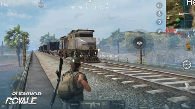 Survivor Royale captura de pantalla 3