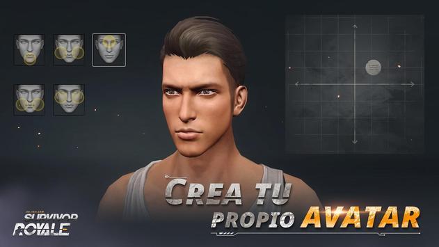 Survivor Royale captura de pantalla 4