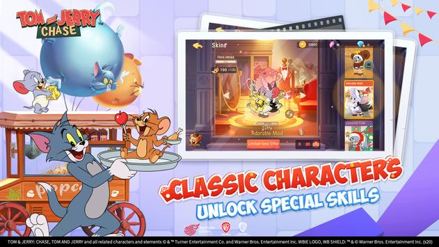 Tom and Jerry: Chase スクリーンショット 8