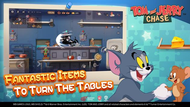 Tom and Jerry: Chase imagem de tela 3