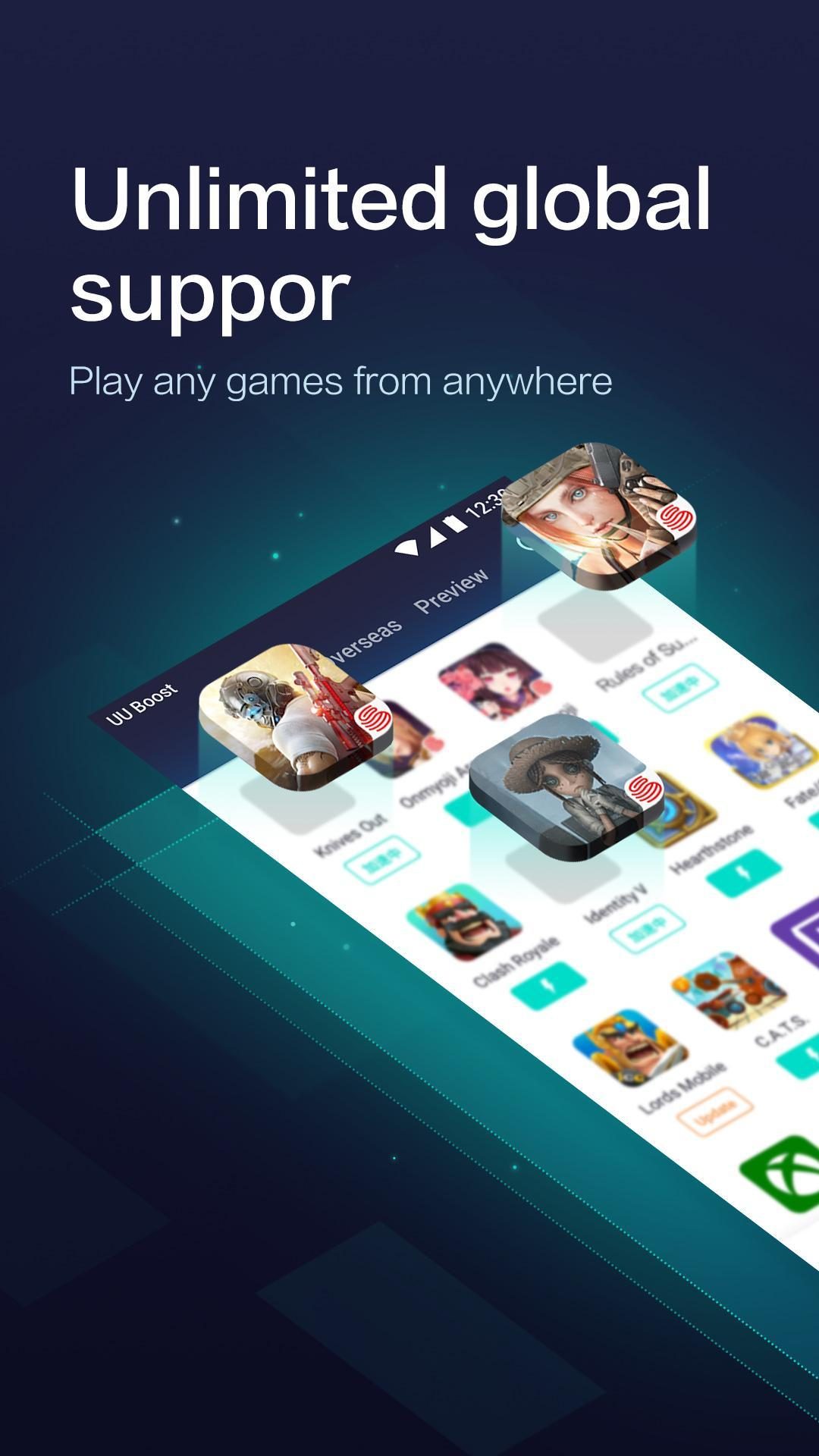 UU Game Booster-Enjoy ultra smooth gaming for Android - APK