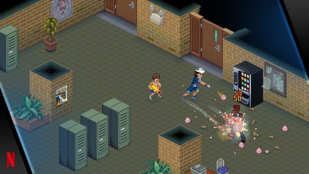 Stranger Things 3: The Game screenshot 16