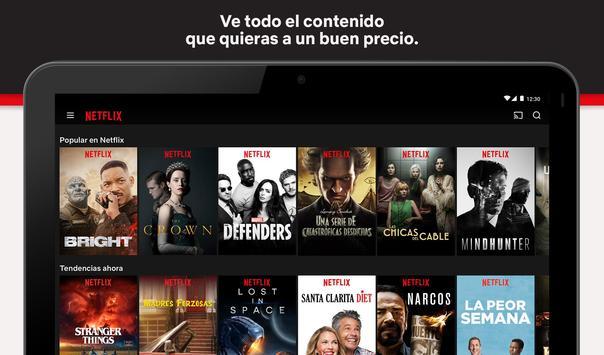 Netflix captura de pantalla 4