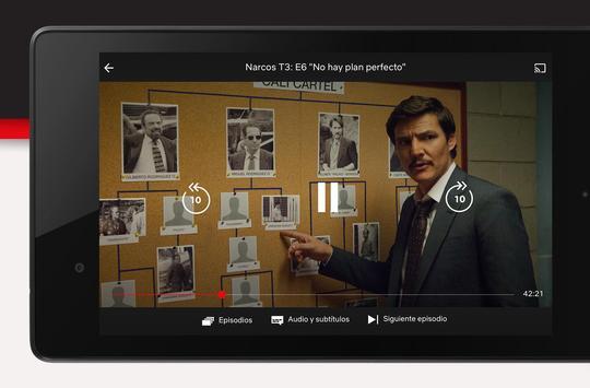 Netflix captura de pantalla 9